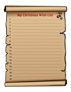 Santa List Related Keywords & Suggestions - Santa List Long Tail ...