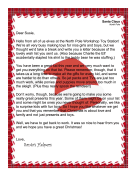 Letter From Elves