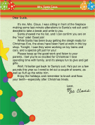 Letter from Mrs. Claus