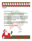 Santa Letter Parents-to-Be